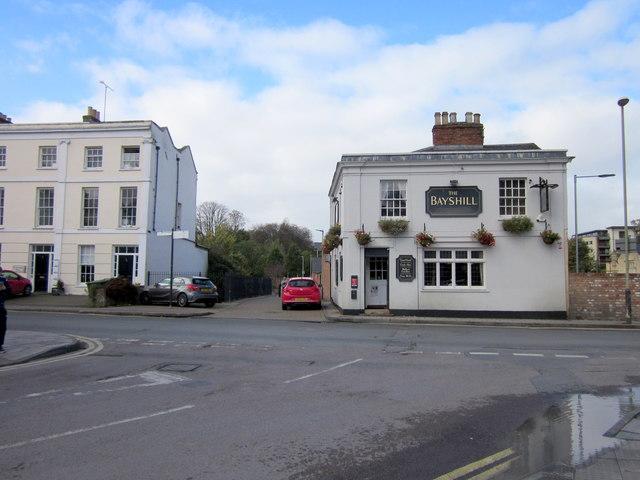 St George's Place Cheltenham Spa Bayshill Pub