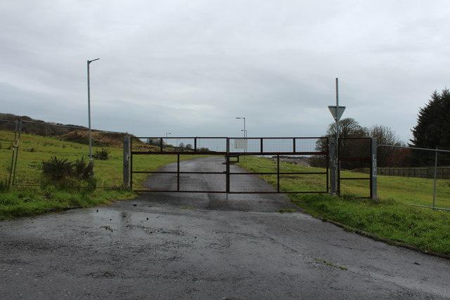 Road to Nowhere, Stranraer