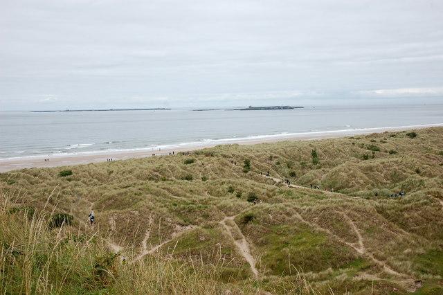 Coastal paths...