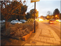 TQ1785 : Harrow Road, Sudbury by David Howard