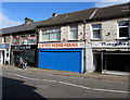 SS9991 : O'yes Kebab House, Penygraig by Jaggery