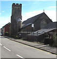 SS9893 : Late Victorian Church of St Thomas, Clydach Road, Clydach Vale by Jaggery