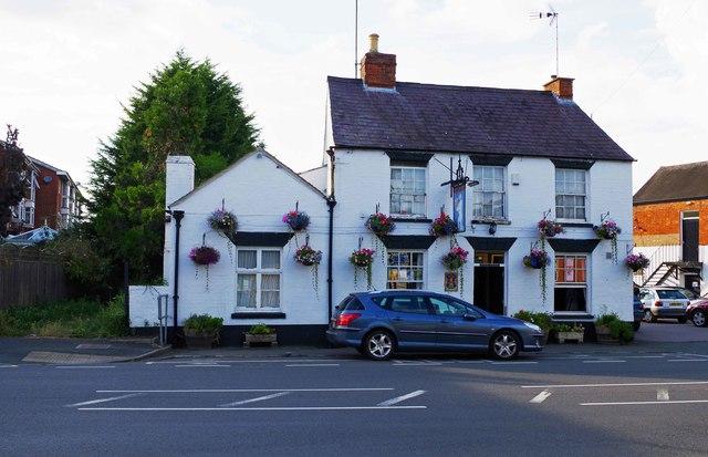 The White Bear (1), Bredon Road, Tewkesbury, Glos