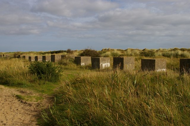 World War II anti-tank defences, Minsmere