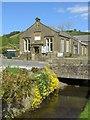 SD8240 : Barley Methodist Church by Barley Water by Steve Daniels