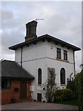 SK8159 : Langford Crossing House by Brian Westlake