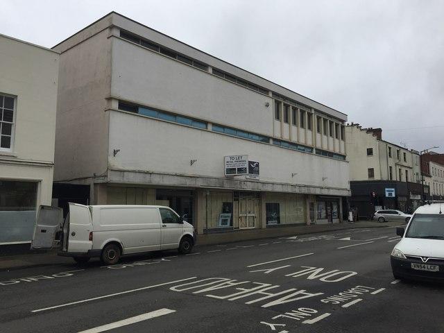 Former Co-op Home store, Warwick Street, Leamington
