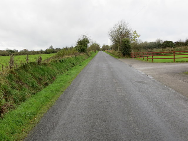 Road (L1577) from Spittle (Ballylanders) to the R513 and Glennahaglish