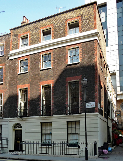 35 Craven Street