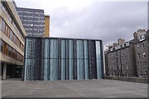NT2572 : Extension, Adam Ferguson Building by Richard Webb