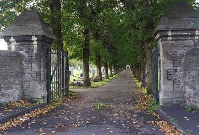 Greenbank Cemetery © Bill Boaden cc-by-sa/2 0 :: Geograph