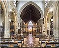 TL9149 : St Peter & St Paul, Lavenham - East end : Week 43