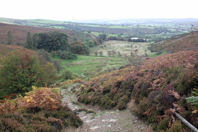 The Clwydian Way
