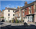 SK2854 : Wirksworth: up Coldwell Street by John Sutton