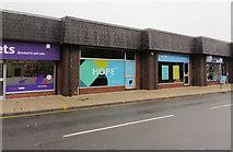 SS9992 : Hope Church Rhondda, Dunraven Street, Tonypandy by Jaggery