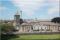 NT9953 : Berwick infirmary... by Bill Harrison