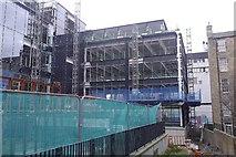 NT2572 : Royal Infirmary site development by Richard Webb