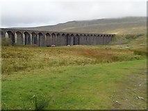 SD7579 : Ribblehead Viaduct by Ashley Dace