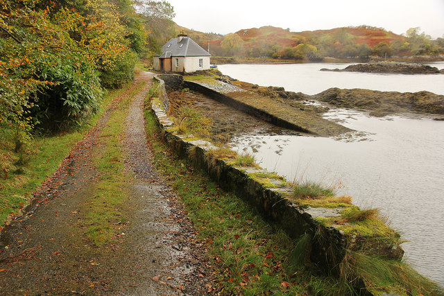 Totaig Ferry House