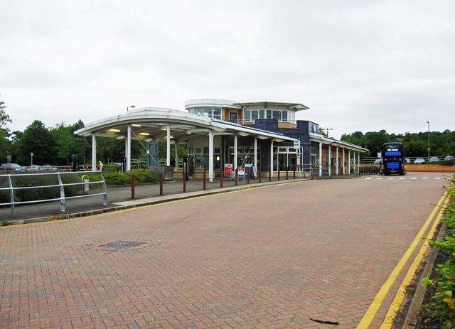Thornhill Park & Ride, London Road, Headington, Oxford
