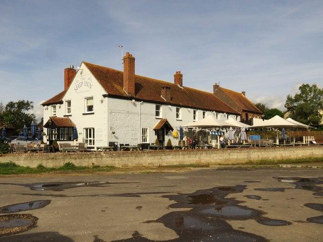 The Ship Inn in Langstone
