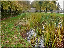 SU1070 : Avebury Manor by norman griffin