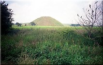 SU1068 : Silbury Hill by norman griffin