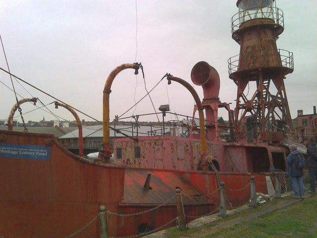 Rust afloat