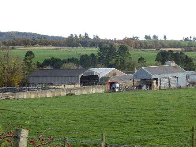 A field by Milltown of Learney
