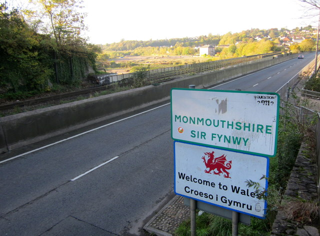 Welcome to Monmouthshire & Wales