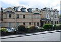 SJ7686 : Former Bowdon Hotel by Anthony O'Neil