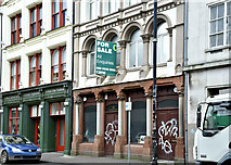 J3374 : Nos 19-21 Donegall Street, Belfast (October 2017) by Albert Bridge