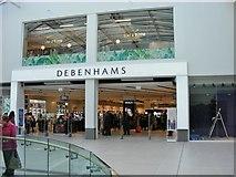 SO9198 : Debenhams View by Gordon Griffiths