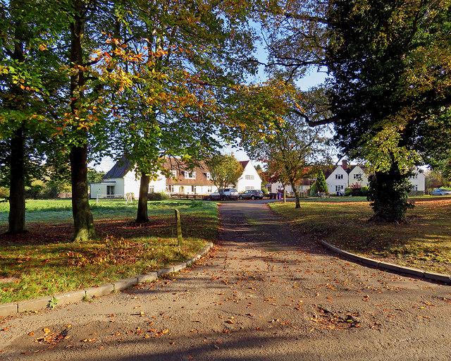 Newnham: The Green