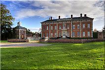 SE5158 : Beningbrough Hall by David Dixon