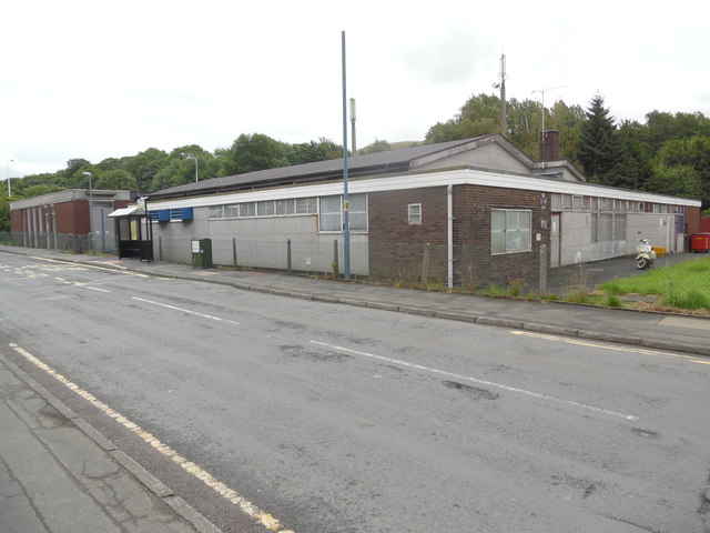 Telephone Exchange, Rawtenstall