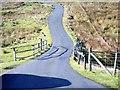 SE7497 : The road at Hamer Bridge [1] by Michael Dibb