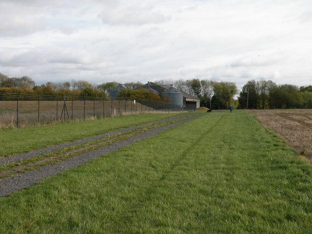New Barns Farm, Boxworth