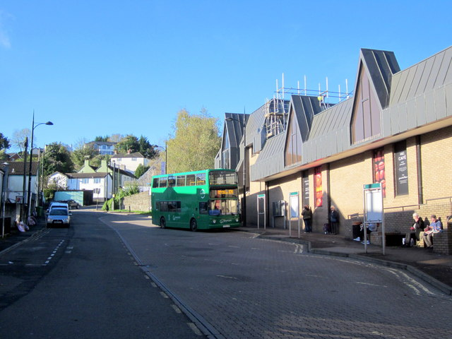 Chepstow Bus Station