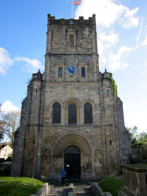 Priory Church of St Mary Chepstow
