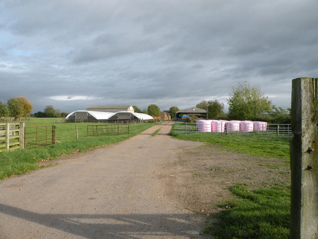 Grange Farm, Conington