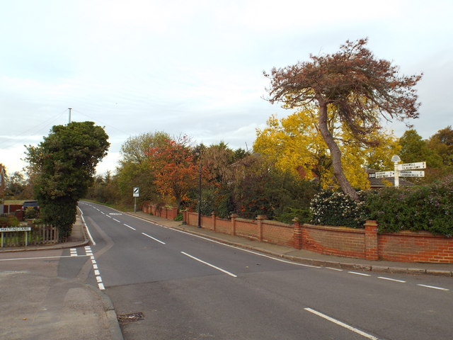 Rectory Road, Orsett by Malc McDonald