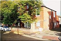 SK7953 : Parliament Street, Newark on Trent, Notts. by David Hallam-Jones