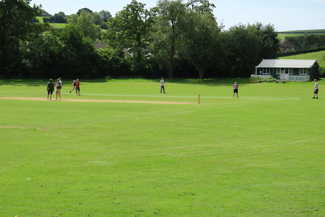 Warming-up for a Cricket Match