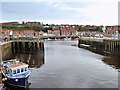 NZ8910 : Whitby Upper Harbour, Endeavour Wharf by David Dixon