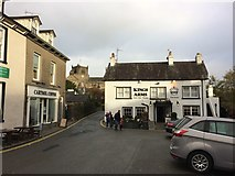 SD3778 : Cartmel Square by Richard Cooke