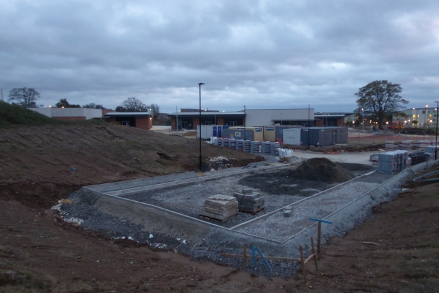 Construction of a new Health Centre
