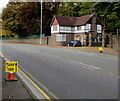 ST3087 : Market Today direction signs, Cardiff Road, Newport by Jaggery