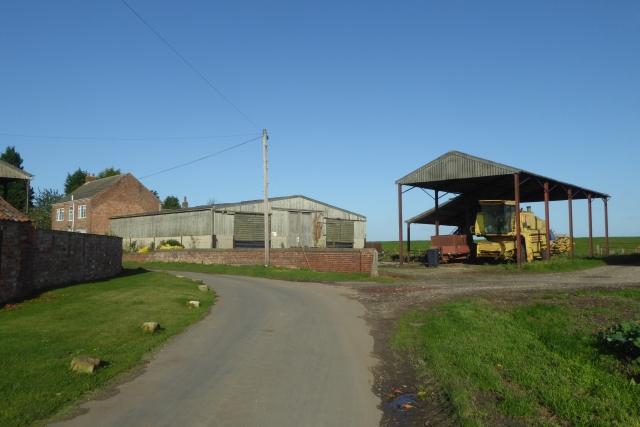 Farm next to Lordship Lane