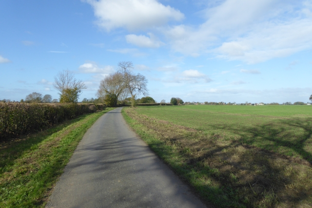 Black Fen Lane